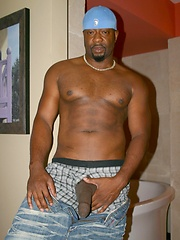 Mature black men nude