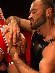 Aymeric De Ville and Wilfried Knight Full Fetish The Men of RECON