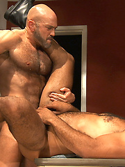 Jesse Jackman with Roman Wright Command Performance Scene 1