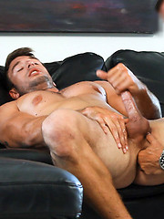 Army Boy, Hunter, wants to see more manly action.