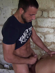 Stany Falcone Fucks his friend Enzo Milano