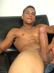 Hot latin stud Randy