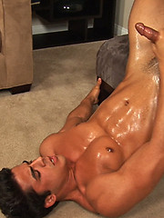 Cute latino stud Esteban naked