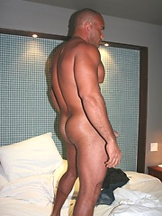 Big latin hunk Alex