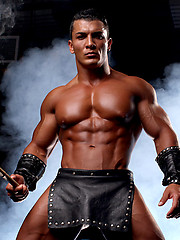 Hot muscle man from east Omar Fabrouk