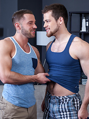 Kurtis Wolfe and Tyler Wolf
