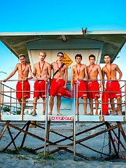 Lifeguards: Behind the Scenes